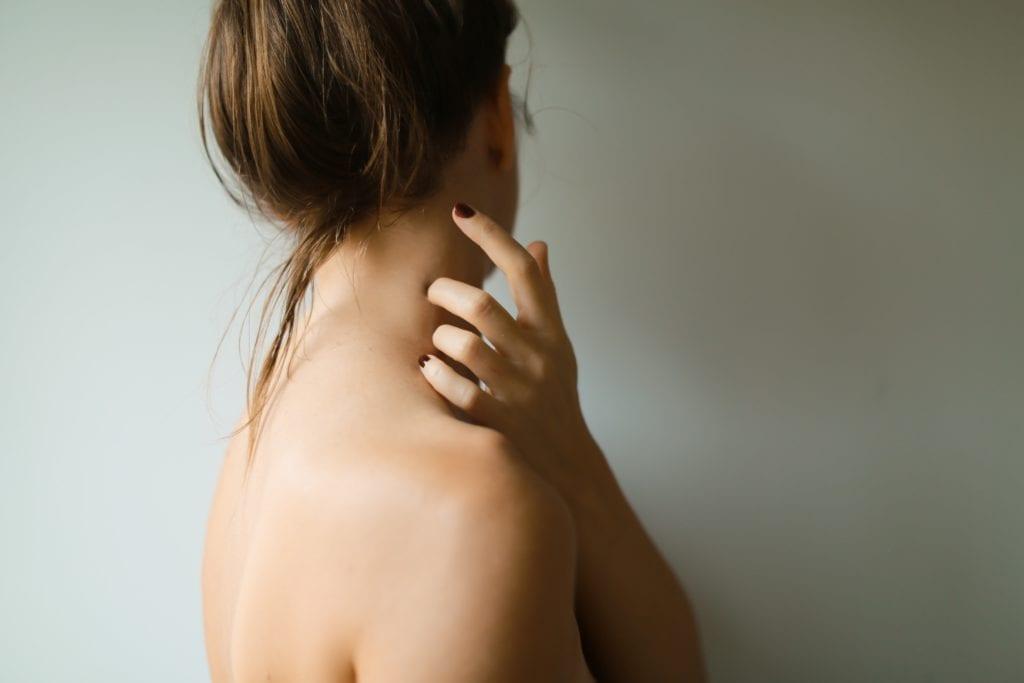 Bandscheibenvorfall - Halswirbelsäule