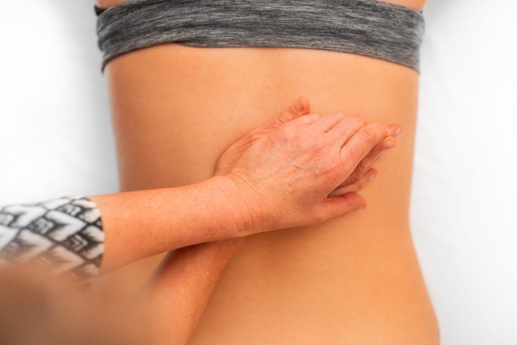 Massagepistole - Tiefenmassage