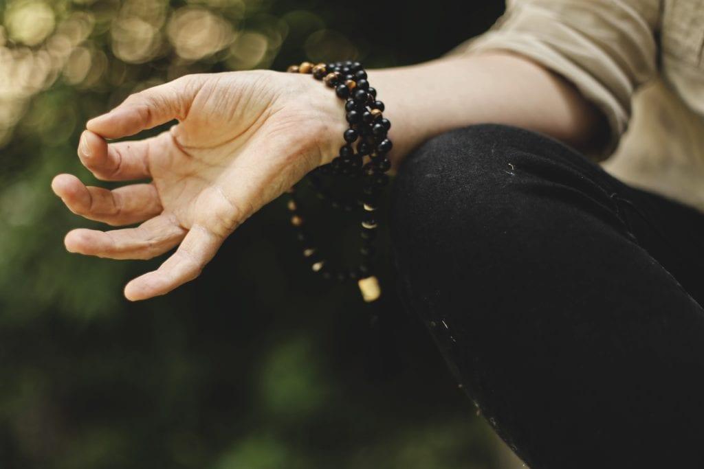 Meditation - entspannen