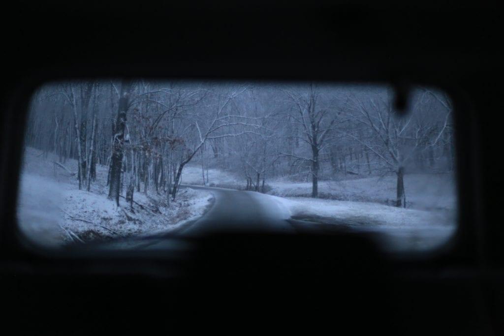 Winter - Schlafstörungen