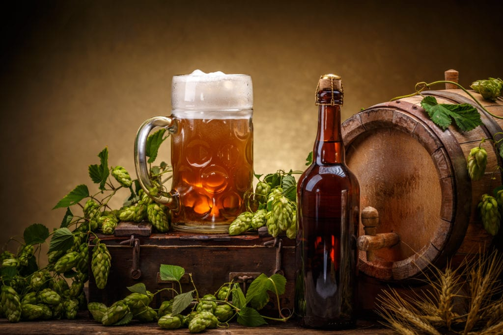 Alkohol - Falten