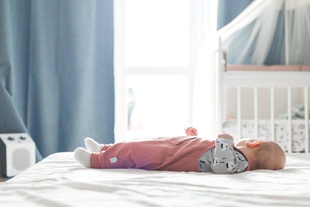 Zimmertemperatur - Baby