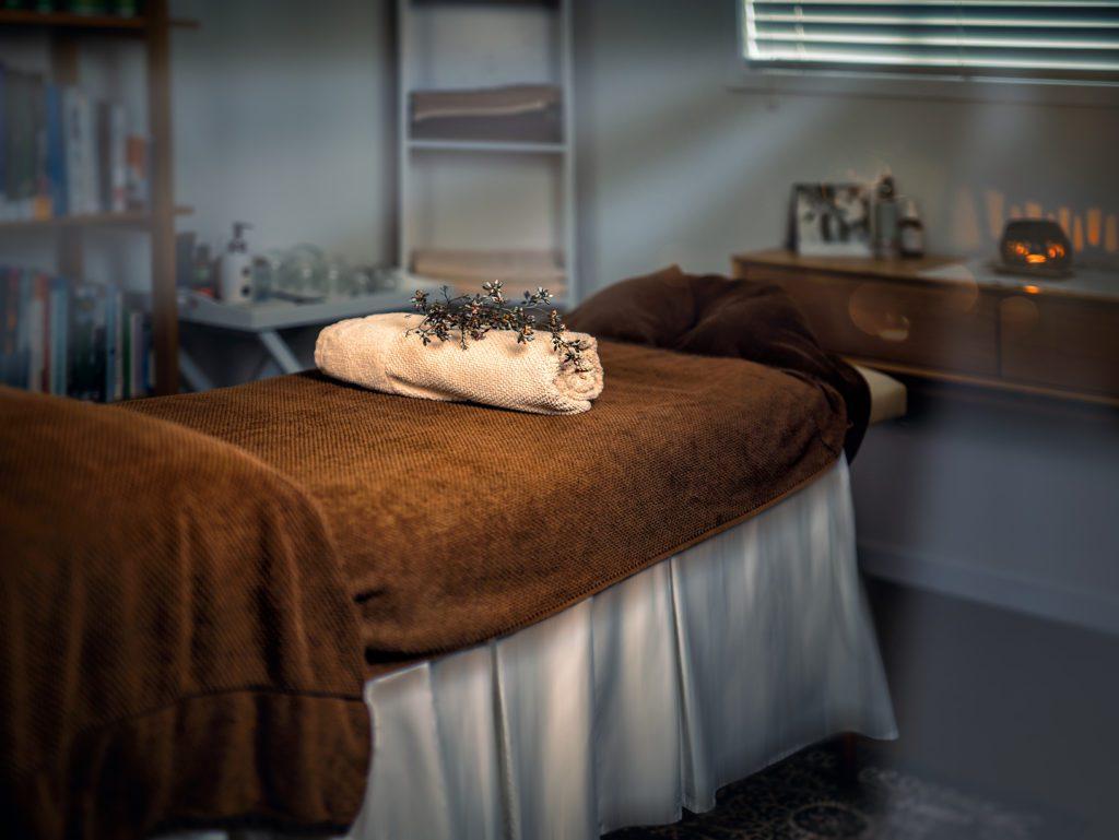 Massage - Atmosphäre