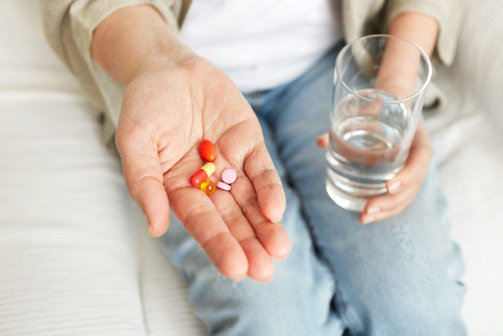Migräne - Medikamente