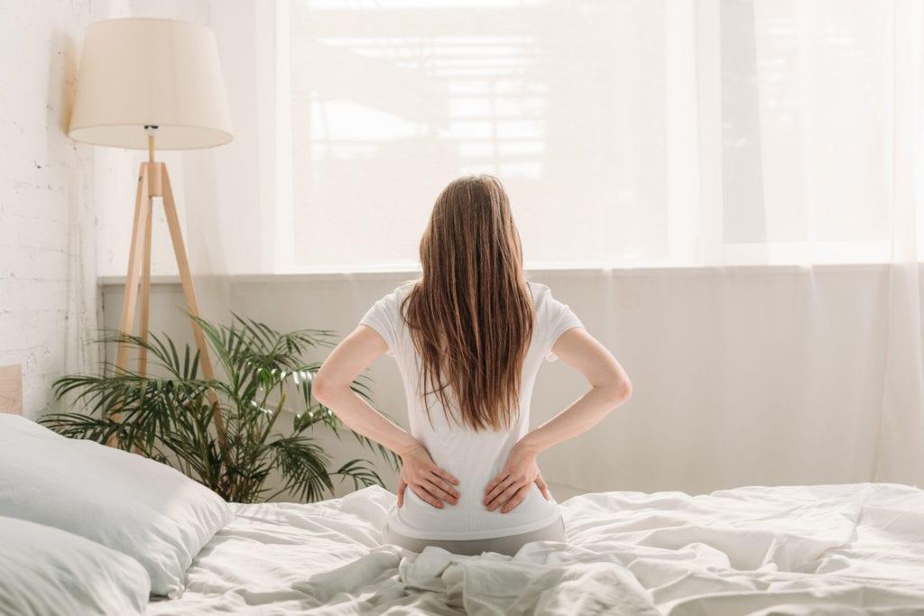 Neue Matratze Rückenschmerzen