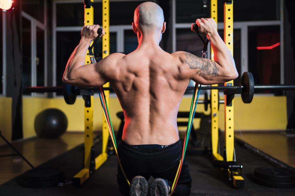 Rückenmassage - Verspannung