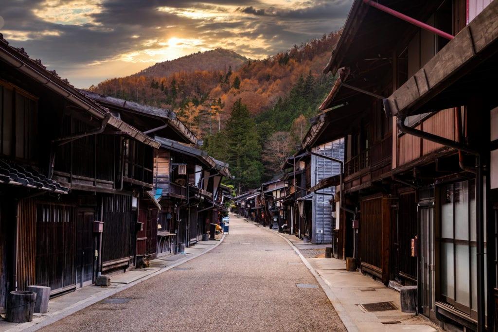 Schiatsu Massage - Japan