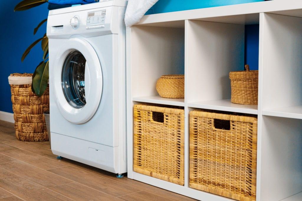 Milben in der Waschmaschine