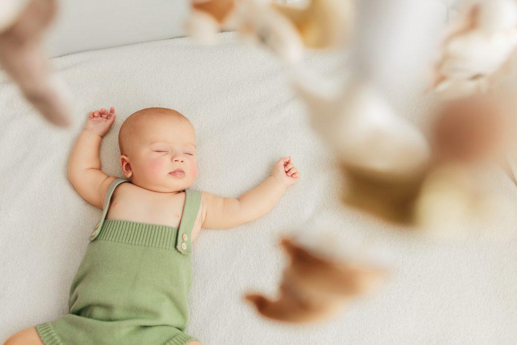 Baby - Schlafhaltung