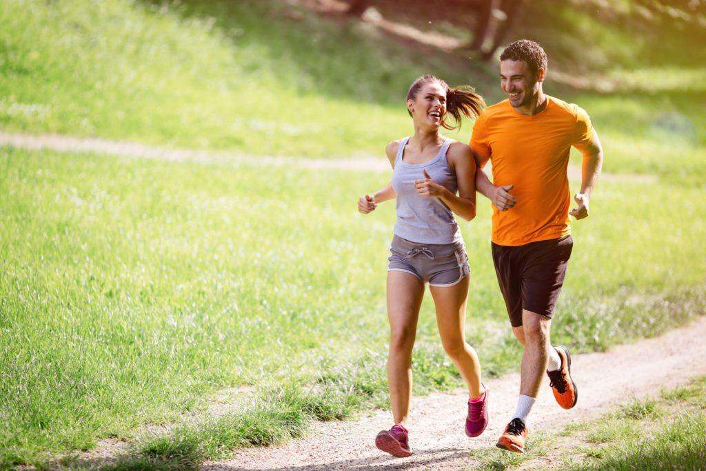 Joggen bei Nackenbeschwerden